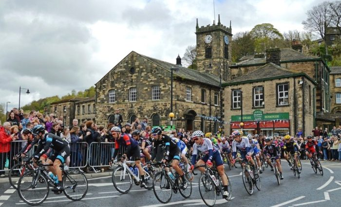TDY Holmfirth cycling